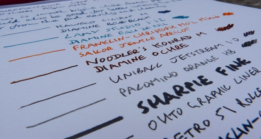 Clairefontaine GraF it 90g sketchbook review