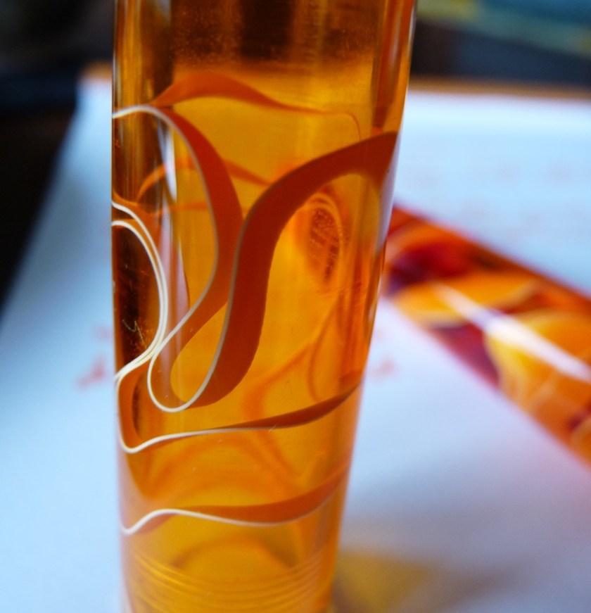 Twiss Marmalade swirly cap
