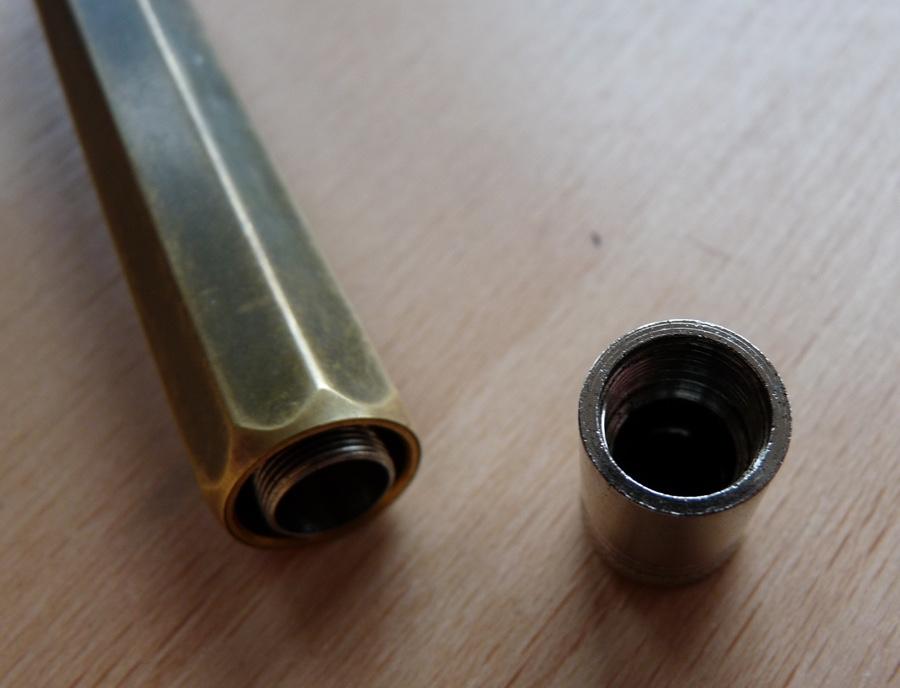 Kaweco Sketch Up Brass pointer
