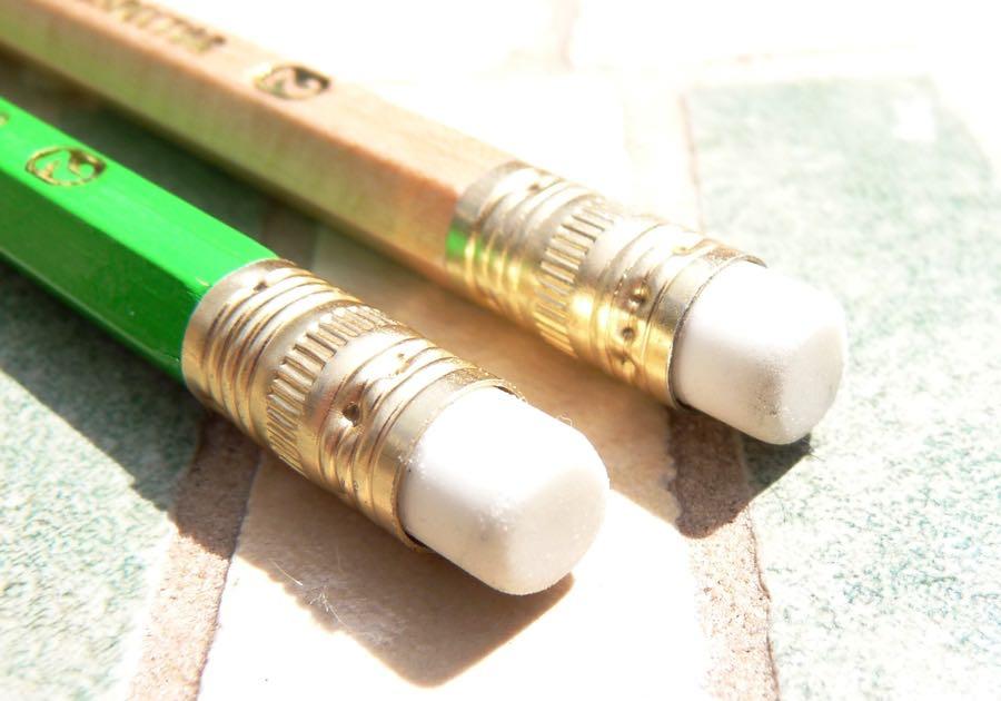 Palomino Prospector eraser