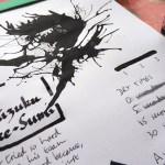 Pilot Iroshizuku Take-Sumi ink review
