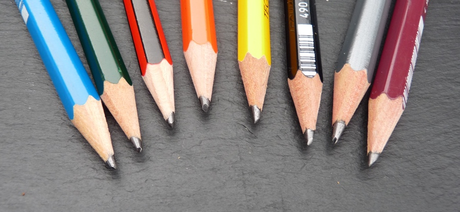 Guide to Pencils for Drawing