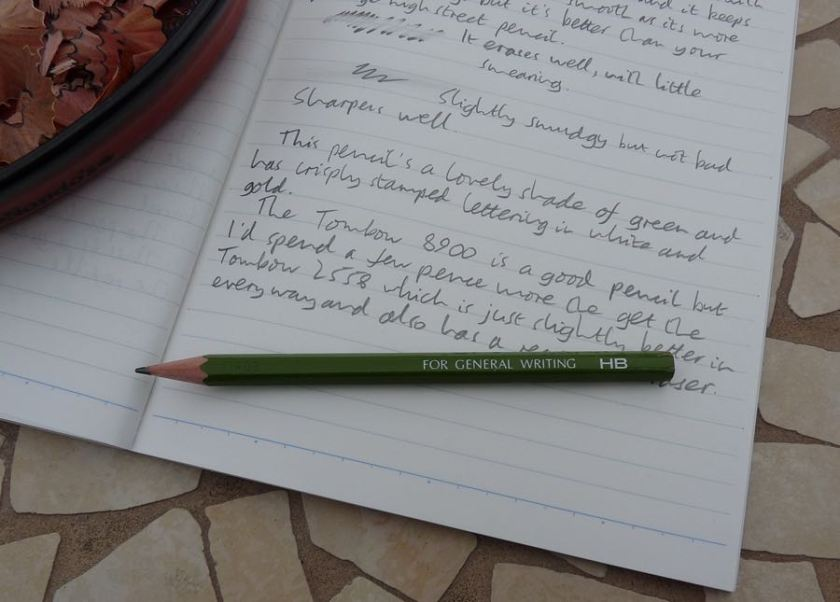 Tombow 8900 for general writing