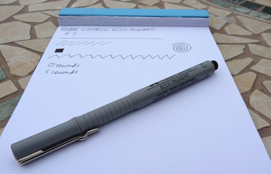 Faber-Castell Ecco review
