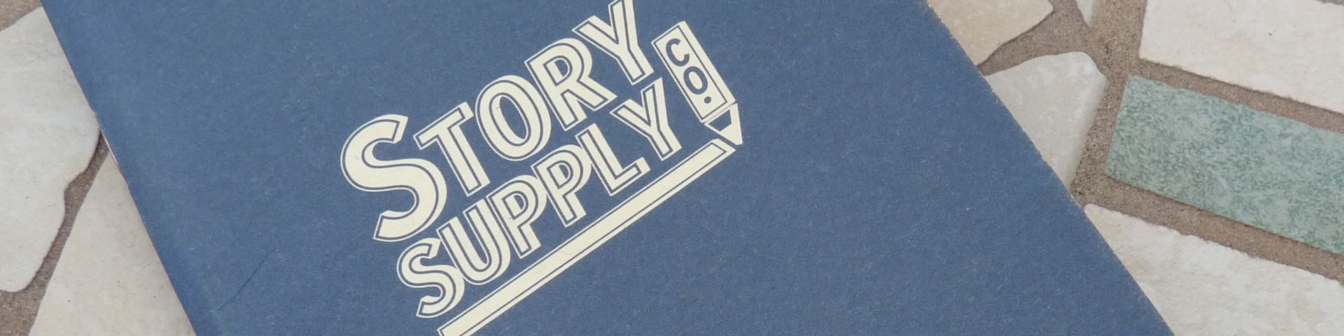 Story Supply Co notebook featured