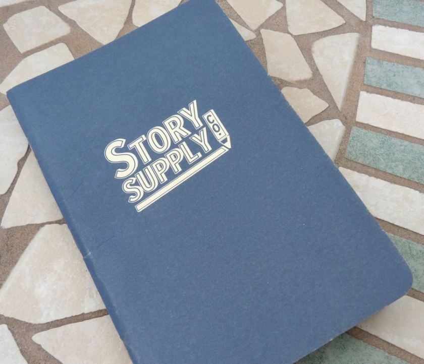 Story Supply Co notebook review