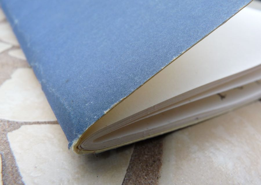 Story Supply Co notebook spine and pages
