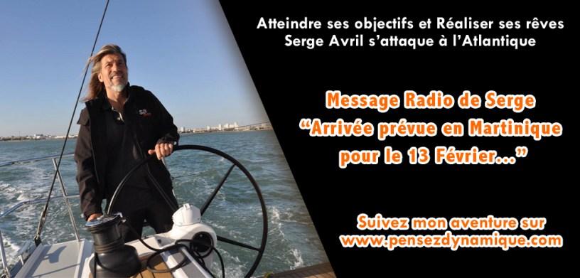 Message Radio Serge Avril