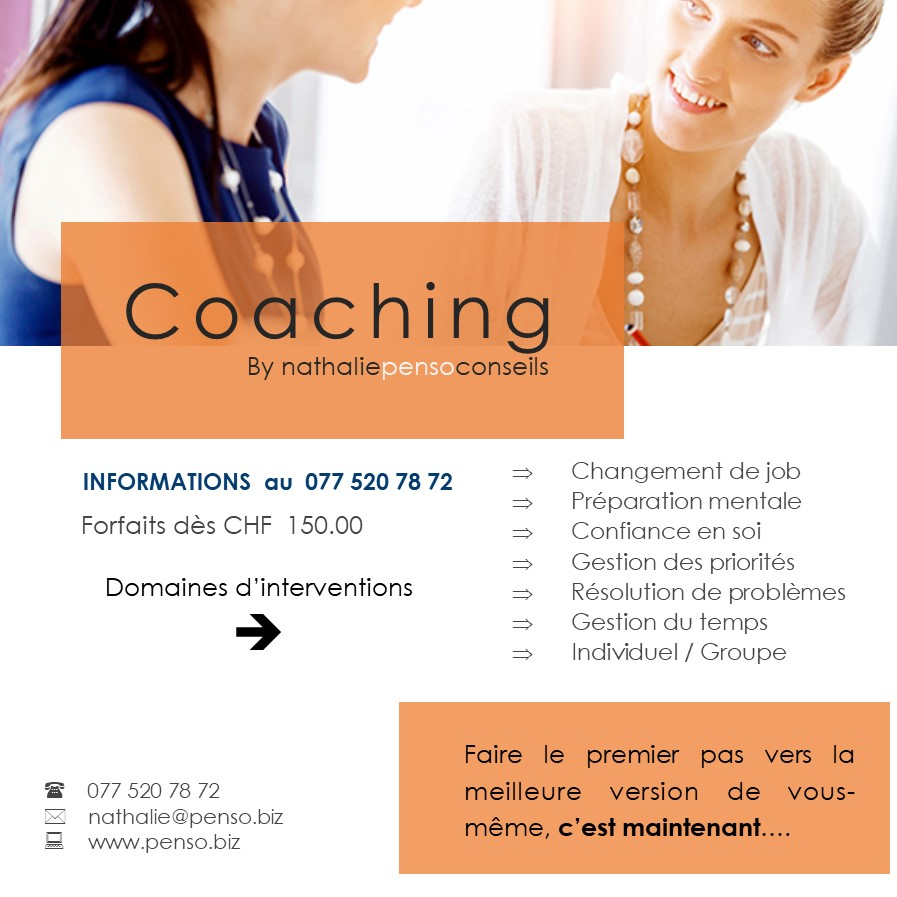 Flyer coaching