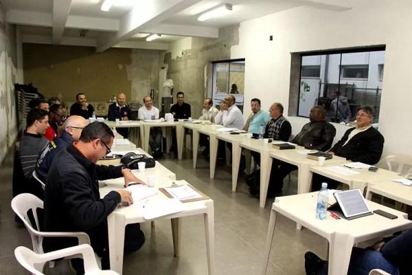 Reunião do Conselho, Pastoreio e Ceia de Oficiais – 18/06/2016