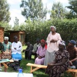 Community Meeting Bungoma Vi Agroforestry Project