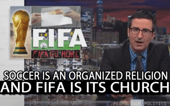 The Truth About FIFA & The World Cup