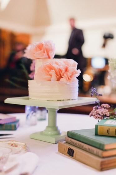 Check out Miss Molly's menu for gorgeous confections like this one.