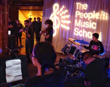 Jazz Ensemble, People's Music School