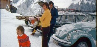Winter in Grindlwald 1976