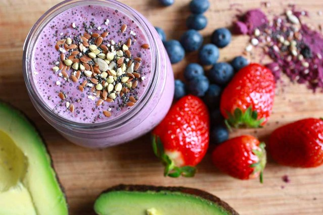 Transform Cool Summer Smoothies Into Winter Warm Smoothies