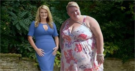 SHE LOST 89 KILOGRAMS IN 18 MONTHS, AND CHANGED ONLY ONE THING IN HER DIET