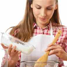 bake a pie