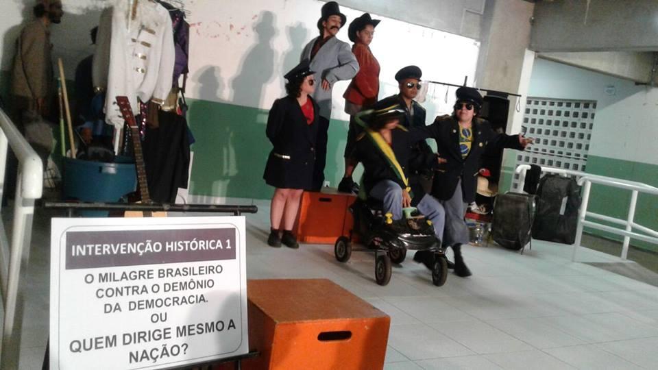 Escola com nome de ídolo corintiano realiza Mostra Cultural Território do Povo