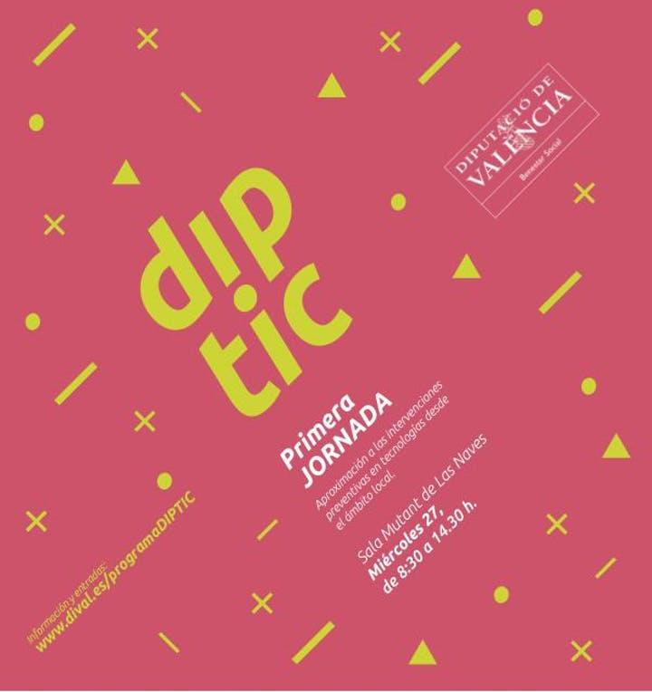 1a Jornada DIP·TIC: Aproximació a les intervencions preventives en tecnologies des de l'àmbit local