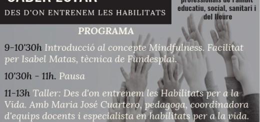Jornada Habilitats per a la vida 2020