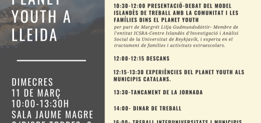 Jornada Planet Youth