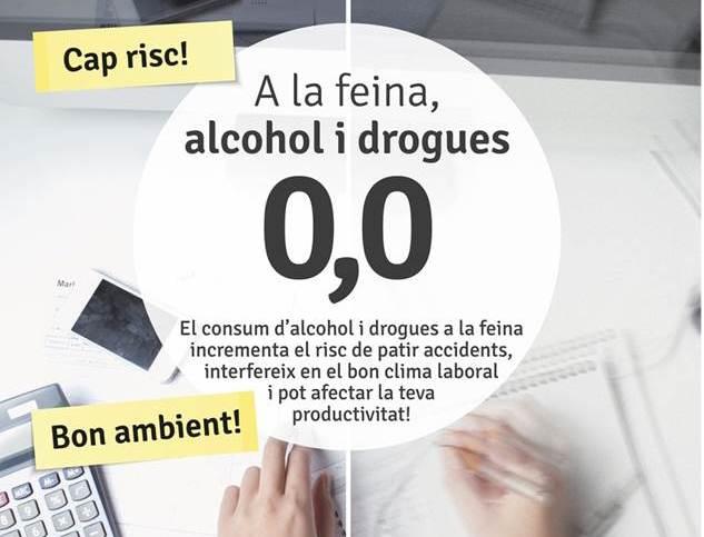 alcohol feina