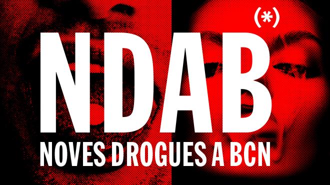 Portada del Time Out dedicat a les Noves Drogues a Bcn
