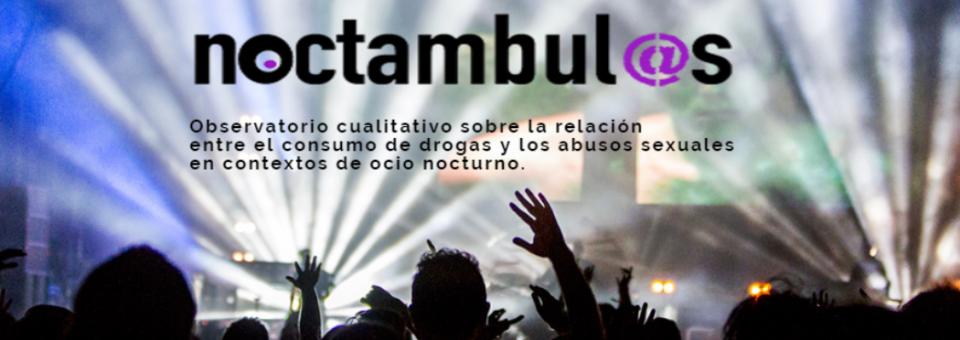 Enquesta Noctambul@s sobre abusos, assetjament i violència sexual en espais d'oci nocturn