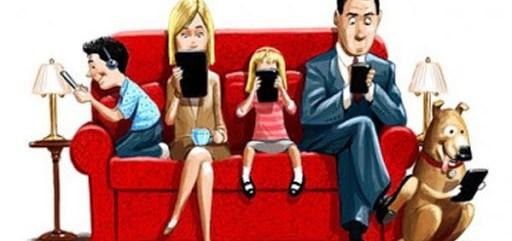 pantallas familia