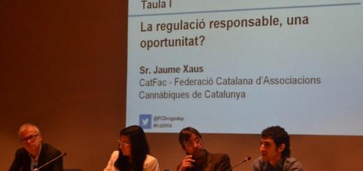 Imatge de la darrera Jornada de la FCD que va tractar el tema de la regulació.