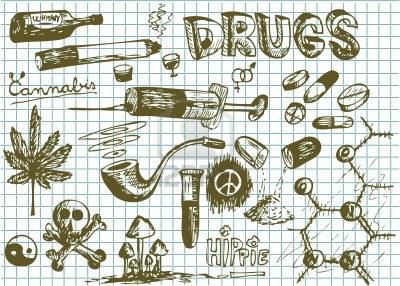 simbolos-de-drogas-dibujados-en-el-papel-de-la-escuela-de-mano