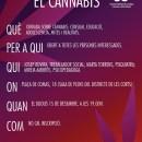 Parlem sobre el cànnabis #15desembre