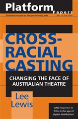 crossracial casting cover