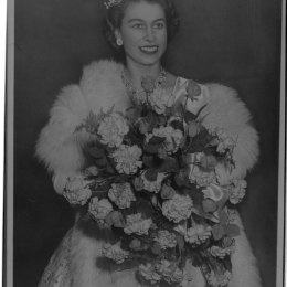 The Royal Tour of Australasia, Princess Elizabeth (www.slv.gov.au)