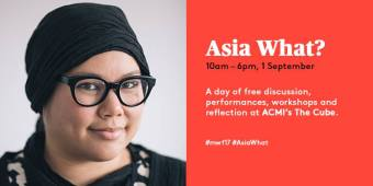 image for Asia What? Credit: Melbourne Writers Festival 2017