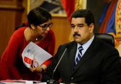 canciller-y-presidente-de-Venezuela_AFP
