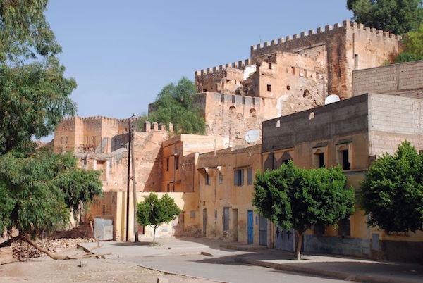 Marruecos:  Kasba Tadla