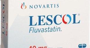 Vaditon y Lescol, retirados para controlar el colesterol