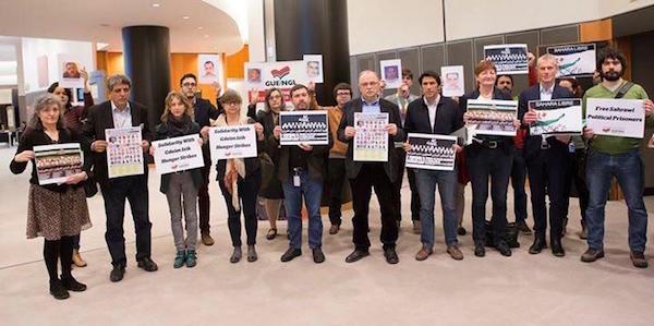 """Saharauis del """"campamento de la dignidad"""" tendrán juicio civil"""