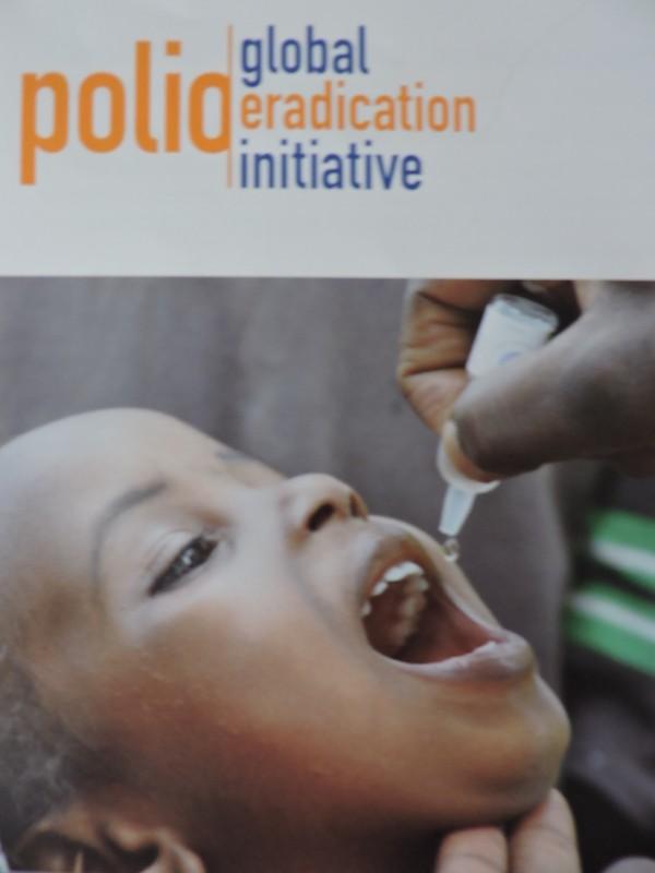 Naciones Unidas y la batalla contra la poliomelitis