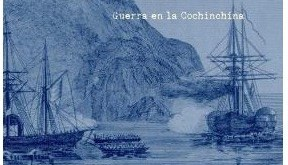 EL aviso de vapor Elcano, de Luis Delgado
