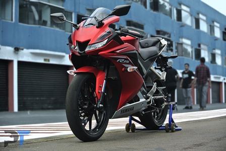 Test Ride Yamaha All New R15:  Persis Bagai Seorang Jagoan Di Film Action!