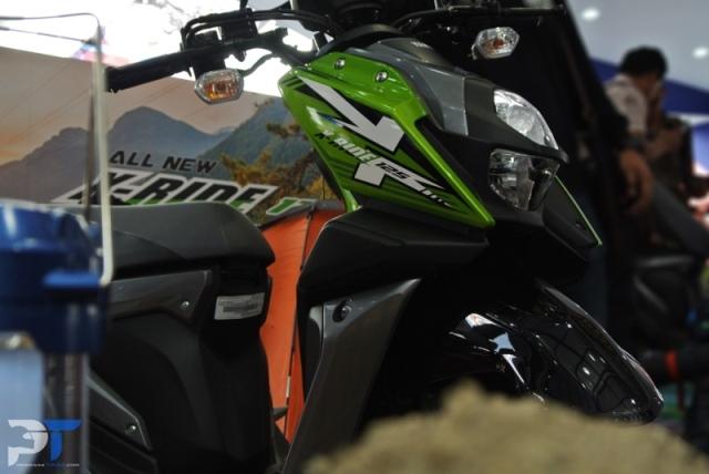 Mau Punya Skutik Yang Tangguh Dan Menyenangkan? Semua Bisa Kamu Dapatkan Di Yamaha All New X-Ride 125!