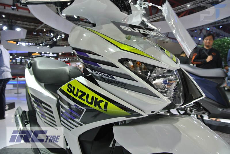 Baru Saja Soft Launching di IIMS 2018, Simak 5  Kelebihan Suzuki Nex II