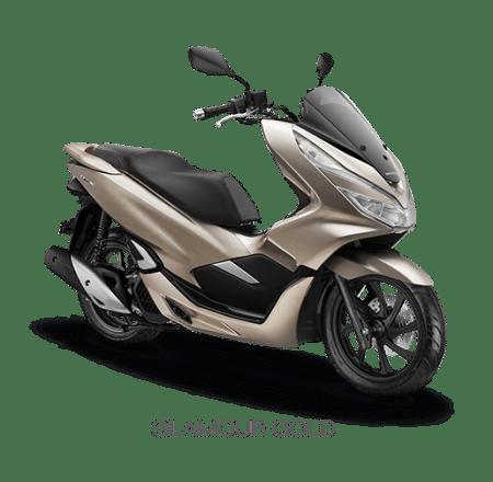 Sparepart New Honda PCX 150 Emas