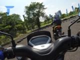Akselerasi Yamaha Lexi
