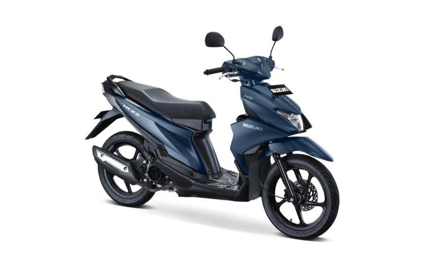 Harga Suzuki Nex II 2018 Tipe Elegant Premium