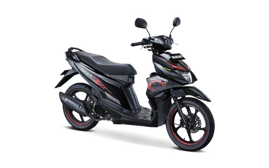 Harga Suzuki Nex 2018 Fancy Dynamic