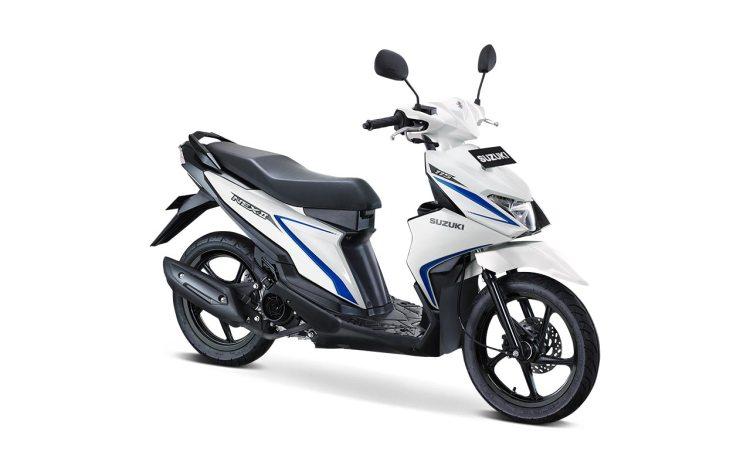 Harga Suzuki Nex II 2018 tipe Standar